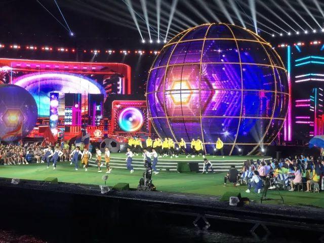 CHUC福建、陕西、黑龙江联盟受邀参与CCTV3综艺频道《最佳时刻—2018世界杯燃情之夜》节目录制
